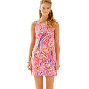 Lilly Pulitzer Reef Retreat Shift Dress